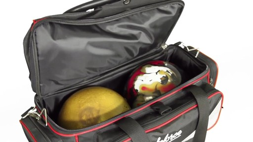 KR Strikeforce Bowling LR4 4-Ball Roller Bag - eBags.com - image 9 from the video