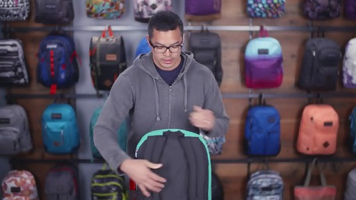 JanSport - Digital Student Laptop Backpack - image 2 from the video