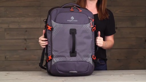 Eagle Creek Expanse Hauler Duffel - image 1 from the video