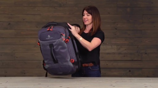 Eagle Creek Expanse Hauler Duffel - image 5 from the video