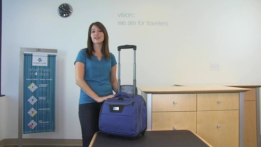 Eagle Creek Travel Gateway Wheeled Tote - image 1 from the video