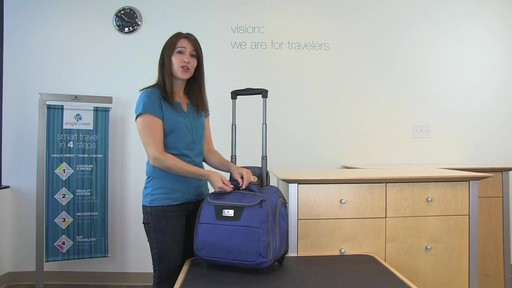 Eagle Creek Travel Gateway Wheeled Tote - image 2 from the video