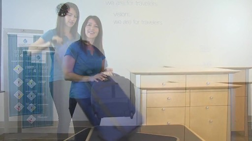 Eagle Creek Travel Gateway Wheeled Tote - image 6 from the video