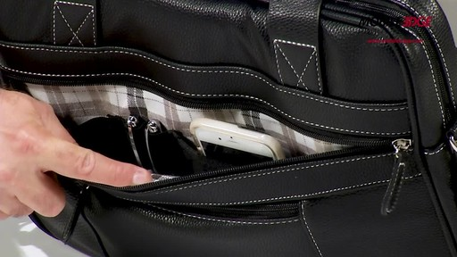 Mobile Edge Tech Briefcase - image 6 from the video