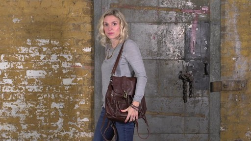 The Sak - Mariposa Convertible Backpack - image 1 from the video