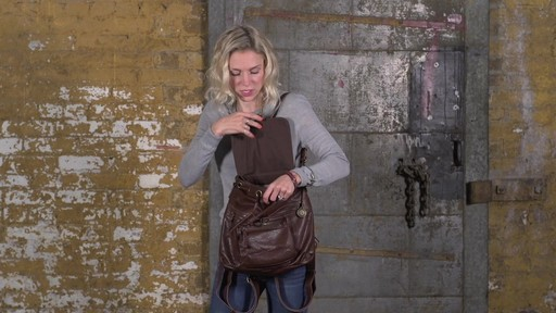 The Sak - Mariposa Convertible Backpack - image 7 from the video
