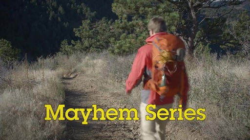 Mountainsmith Mayhem Hiking Backpacks - image 10 from the video