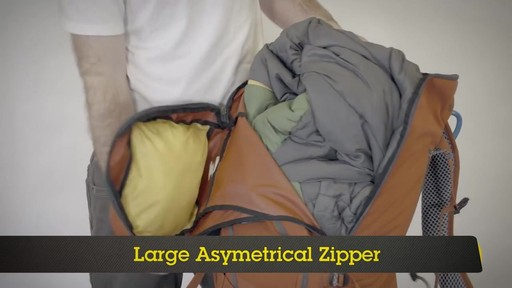 Mountainsmith Mayhem Hiking Backpacks - image 4 from the video