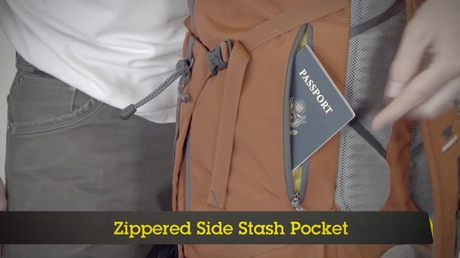 Mountainsmith Mayhem Hiking Backpacks - image 8 from the video