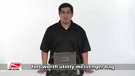 Ducti Fort Worth Utility Messenger - image 1 from the video