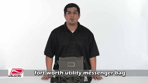 Ducti Fort Worth Utility Messenger - image 2 from the video