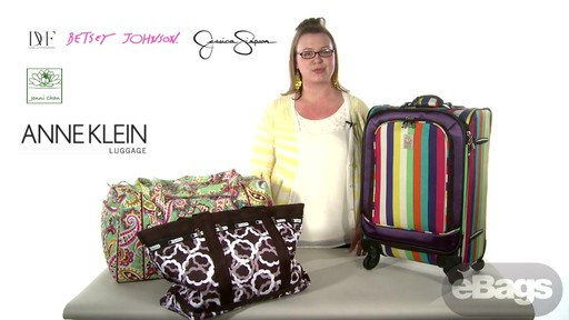 Fashion Luggage - image 10 from the video
