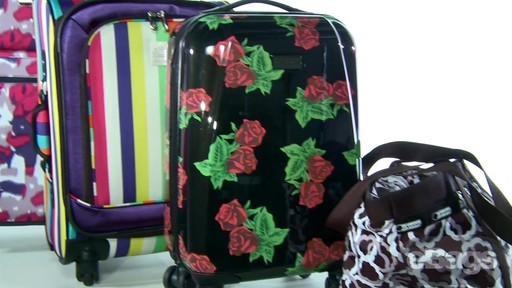 Fashion Luggage - image 3 from the video