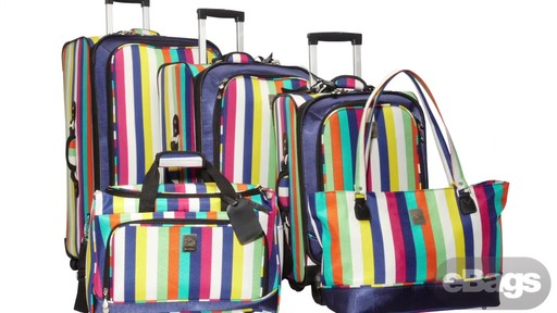 Fashion Luggage - image 9 from the video