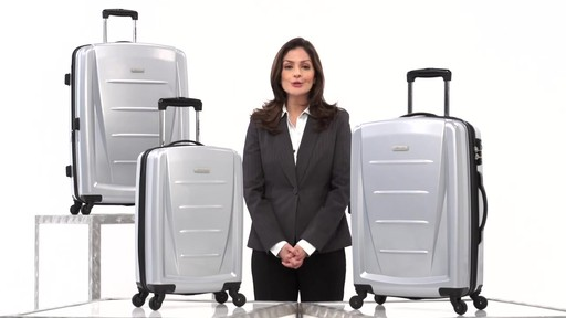 Samsonite Winfield 2 Fashion Hardside Luggage Collection - image 1 from the video