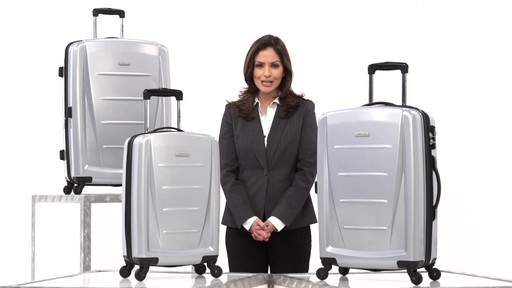 Samsonite Winfield 2 Fashion Hardside Luggage Collection - image 10 from the video
