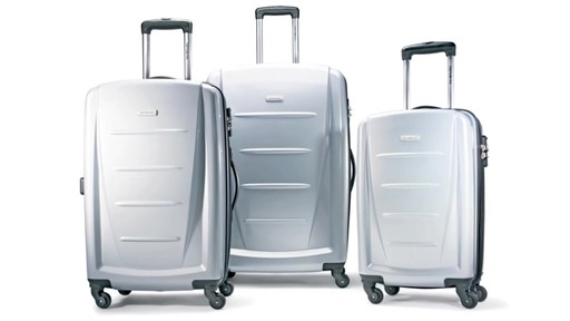 Samsonite Winfield 2 Fashion Hardside Luggage Collection - image 2 from the video