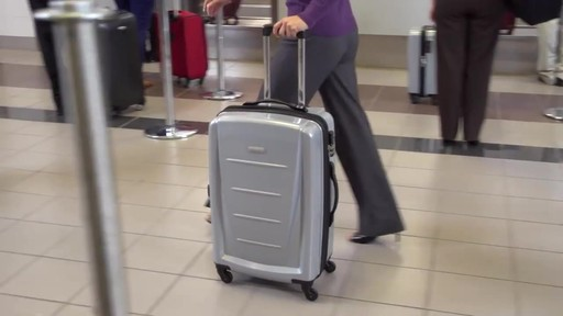 Samsonite Winfield 2 Fashion Hardside Luggage Collection - image 5 from the video