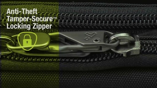 Travelon Anti-Theft Concealed Carry Waist Pack - Shop eBags.com - image 2 from the video