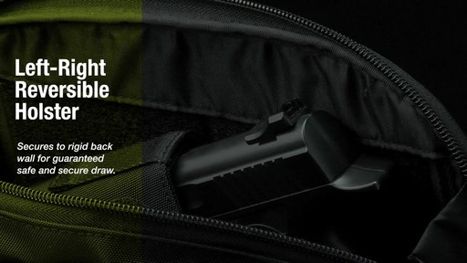 Travelon Anti-Theft Concealed Carry Waist Pack - Shop eBags.com - image 3 from the video