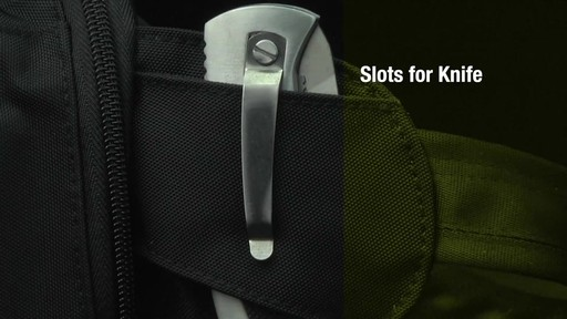 Travelon Anti-Theft Concealed Carry Waist Pack - Shop eBags.com - image 4 from the video