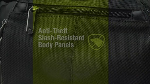 Travelon Anti-Theft Concealed Carry Waist Pack - Shop eBags.com - image 5 from the video