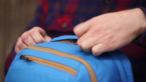 Patagonia Chacubuco Pack 32L - on eBags.com - image 3 from the video