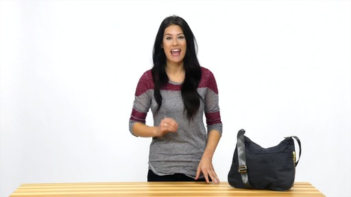 Suvelle RFID Expandable Travel Convertible Crossbody Bag - image 1 from the video