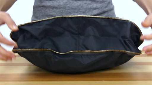 Suvelle RFID Expandable Travel Convertible Crossbody Bag - image 3 from the video