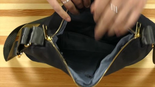 Suvelle RFID Expandable Travel Convertible Crossbody Bag - image 5 from the video