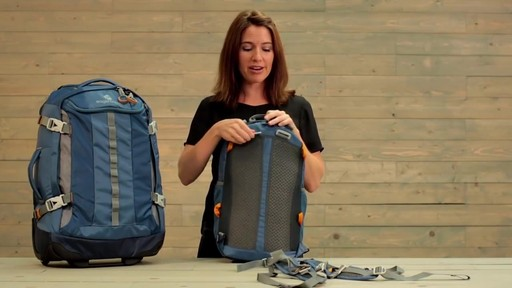 Eagle Creek DoubleBack - eBags.com - image 8 from the video