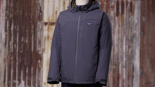 Patagonia Mens Windsweep 3-in-1 Jacket - image 1 from the video