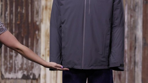 Patagonia Mens Windsweep 3-in-1 Jacket - image 10 from the video