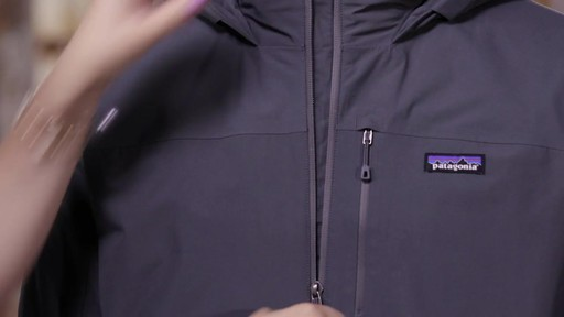 Patagonia Mens Windsweep 3-in-1 Jacket - image 5 from the video