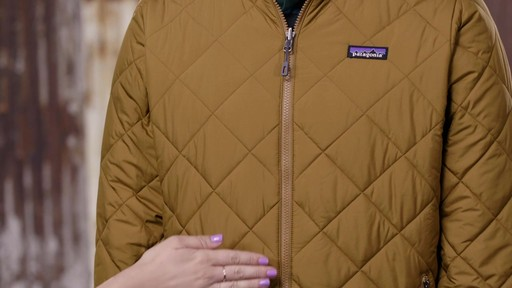 Patagonia Mens Windsweep 3-in-1 Jacket - image 8 from the video