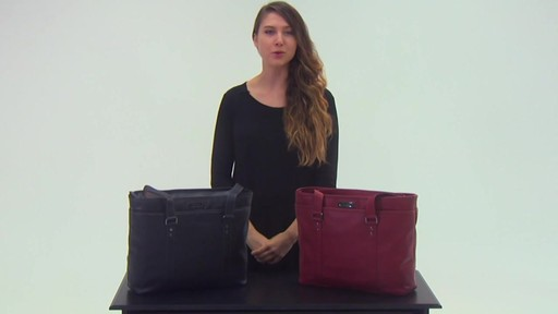 Kenneth Cole Reaction A Majority Leather Tote - EXCLUSIVE - on eBags.com - image 1 from the video