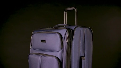 Samsonite Leverage LTE Expandable Spinner Luggage Collection - image 1 from the video