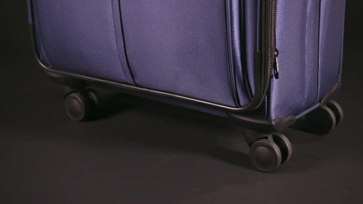 Samsonite Leverage LTE Expandable Spinner Luggage Collection - image 4 from the video