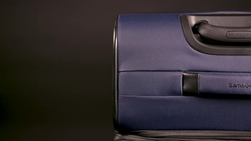Samsonite Leverage LTE Expandable Spinner Luggage Collection - image 5 from the video