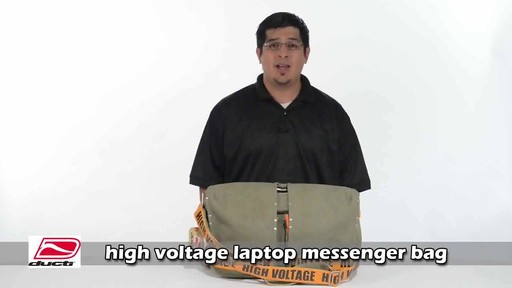 Ducti Utility Laptop Bag - image 1 from the video