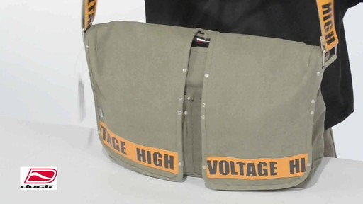 Ducti Utility Laptop Bag - image 3 from the video