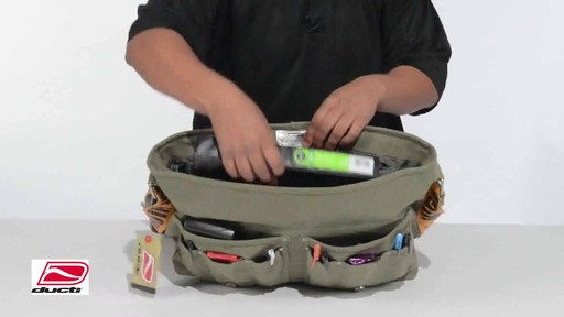 Ducti Utility Laptop Bag - image 4 from the video