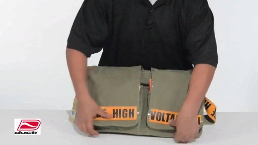 Ducti Utility Laptop Bag - image 8 from the video