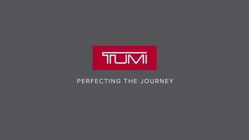 Tumi Alpha Bravo Barton Crossbody - image 10 from the video
