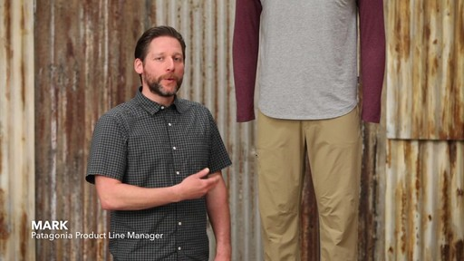 Patagonia Mens Quandary Pants - Regular - image 1 from the video