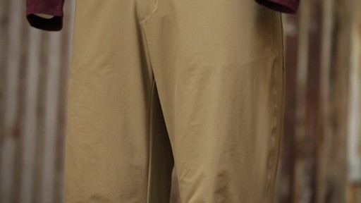 Patagonia Mens Quandary Pants - Regular - image 2 from the video