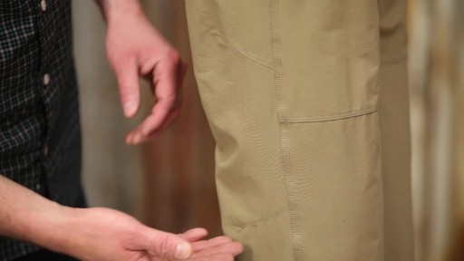 Patagonia Mens Quandary Pants - Regular - image 6 from the video