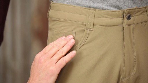 Patagonia Mens Quandary Pants - Regular - image 7 from the video