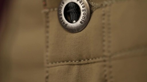 Patagonia Mens Quandary Pants - Regular - image 8 from the video