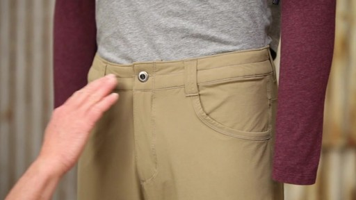 Patagonia Mens Quandary Pants - Regular - image 9 from the video